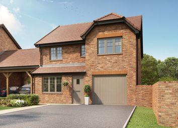 """The Longthorpe"" at Stane Street, Billingshurst RH14. 4 bed detached house for sale"
