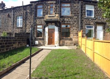 Thumbnail 2 bed terraced house to rent in Hawthorn Crescent, Yeadon, Leeds