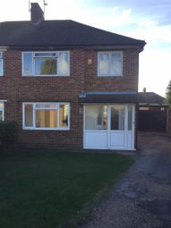 Thumbnail 3 bedroom property to rent in Cranbrook Drive, Luton