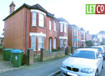 Thumbnail 3 bed semi-detached house to rent in Richville Road, Southampton