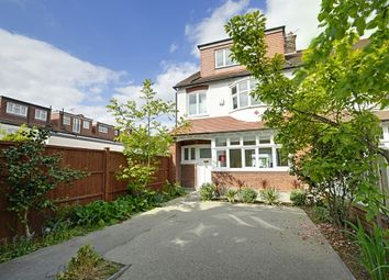 Thumbnail 4 bedroom end terrace house to rent in Southfield Road, Chiswick