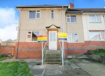 Thumbnail 4 bed end terrace house for sale in Bacons Lane, Chesterfield, Derbyshire