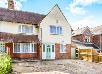 Thumbnail 4 bed semi-detached house for sale in Leicester Road, Oadby, Leicester