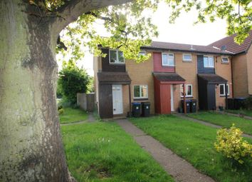 Thumbnail 2 bed end terrace house to rent in Nethercote Avenue, Knaphill, Woking