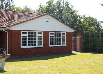 Thumbnail 2 bed bungalow to rent in Beckenham Park, Otterham Quay Lane, Rainham, Gillingham