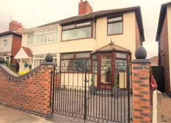 Thumbnail 3 bedroom semi-detached house for sale in Jeffereys Drive, Liverpool