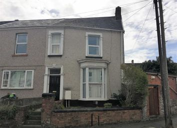 Thumbnail 5 bed end terrace house for sale in Marlborough Road, Swansea