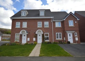 Thumbnail 4 bed terraced house for sale in Sparks Croft, Port Sunlight, Merseyside