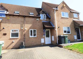 Thumbnail 1 bed terraced house for sale in Apperley Drive, Quedgeley, Gloucester