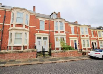 Thumbnail 6 bed terraced house for sale in Strathmore Crescent, Newcastle Upon Tyne