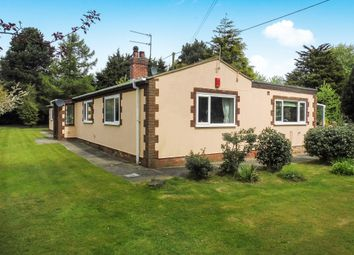 Thumbnail 3 bed detached bungalow for sale in Yarmouth Road, Corton, Lowestoft