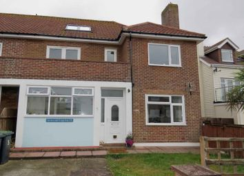 Thumbnail 3 bed maisonette for sale in Bembridge Drive, Hayling Island