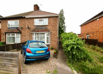 Thumbnail 2 bed semi-detached house for sale in Clarkes Road, Wigston