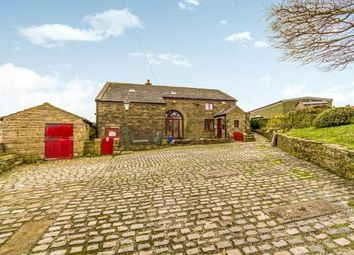 Thumbnail 3 bed equestrian property for sale in Studd Brow, Whitworth, Rochdale, Lancashire