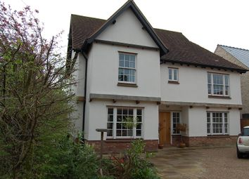 Thumbnail 5 bedroom detached house to rent in Orchard Gate, Comberton Road, Toft