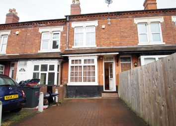 Thumbnail 3 bed end terrace house to rent in Nineveh Avenue, Birmingham