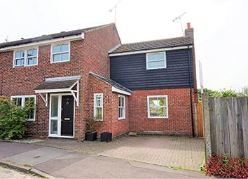 Thumbnail 4 bed semi-detached house for sale in The Wayback, Saffron Walden