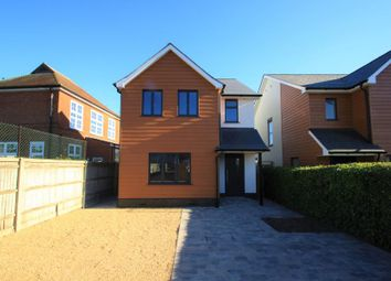 Thumbnail 4 bed detached house to rent in High Street, Knaphill, Woking