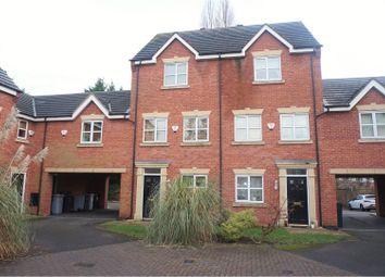 Thumbnail 3 bed mews house for sale in Ursuline Way, Crewe