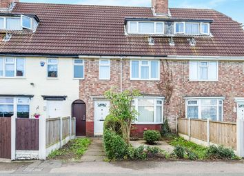 Thumbnail 4 bed terraced house to rent in Denford Road, Knotty Ash, Liverpool