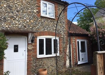 Thumbnail 1 bed end terrace house to rent in The Street, Gazeley