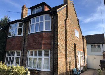 Thumbnail 3 bed flat to rent in St John Hill, Sevenoaks, Kent
