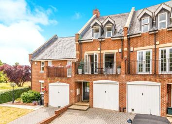 Thumbnail 4 bed terraced house for sale in Strawberry Crescent, London Colney, St. Albans, Hertfordshire