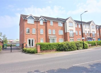 Thumbnail 2 bed flat for sale in Brickyard Road, Walsall