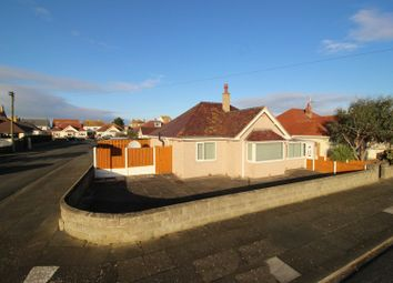 Thumbnail 3 bed detached bungalow for sale in Hardy Avenue, Rhyll, Clwyd