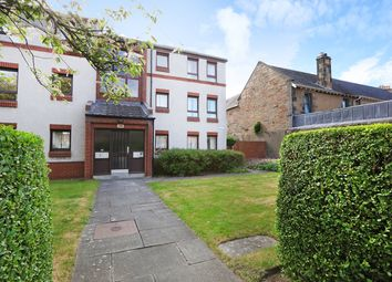 Thumbnail 1 bed flat for sale in Polwarth Terrace, Edinburgh