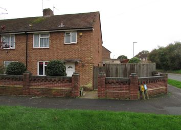 Thumbnail 2 bed end terrace house to rent in Timsbury Crescent, Havant