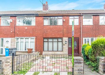 Thumbnail 3 bed terraced house for sale in Block Lane, Chadderton, Oldham
