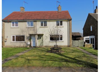 Thumbnail 3 bed semi-detached house for sale in Malthouse Lane, Ashover, Chesterfield