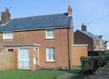 Thumbnail 2 bed cottage to rent in Spring Lane, Eight Ash Green, Colchester, Essex
