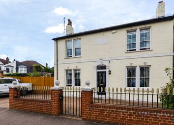 Thumbnail 4 bedroom detached house for sale in Clarence Crescent, Sidcup