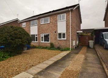 Thumbnail 3 bed semi-detached house to rent in Adrian Close, Louth
