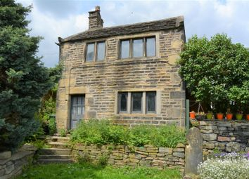 Thumbnail 1 bed link-detached house for sale in Upper Rotcher, Slaithwaite, Huddersfield
