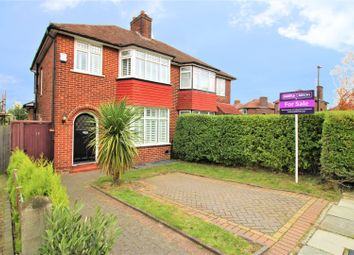 Thumbnail 3 bed semi-detached house for sale in Bushmoor Crescent, Shooters Hill