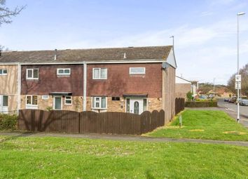Thumbnail 3 bed end terrace house for sale in Sturdee Close, Daventry, Northamptonshire