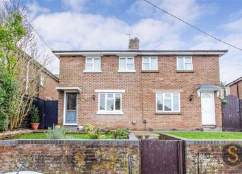 2 bed semi-detached house for sale in Victoria Road, Berkhamsted, Hertfordshire HP4