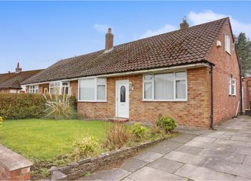 Thumbnail 2 bed semi-detached bungalow for sale in Calder Avenue, Ormskirk