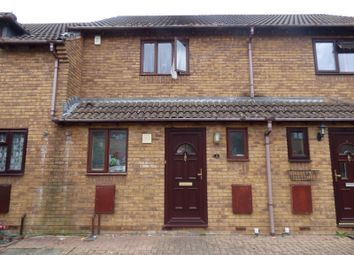 Thumbnail 2 bed terraced house to rent in Staith Close, Sholing, Southampton