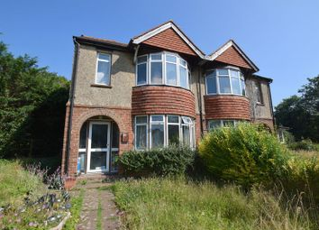3 bed semi-detached house for sale in Shenley Road, Shenley Church End, Milton Keynes MK5