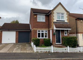 Thumbnail 3 bed detached house to rent in St Michaels Close, Aveley