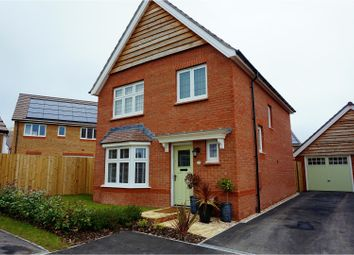 Thumbnail 3 bed detached house for sale in Crackington Avenue, Exeter