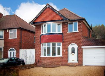 Thumbnail 3 bed detached house for sale in Sledmore Road, Dudley