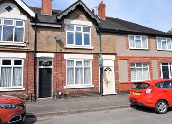 Thumbnail 2 bed terraced house for sale in The Crescent, Stafford