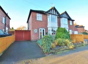 Thumbnail 4 bedroom semi-detached house for sale in Rodney Road, West Bridgford