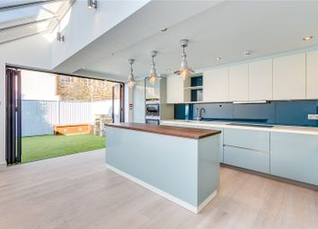 Thumbnail 5 bed terraced house to rent in Musard Road, London