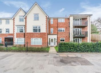 Thumbnail 2 bed flat for sale in Stratford Road, Shirley, Solihull, West Midlands